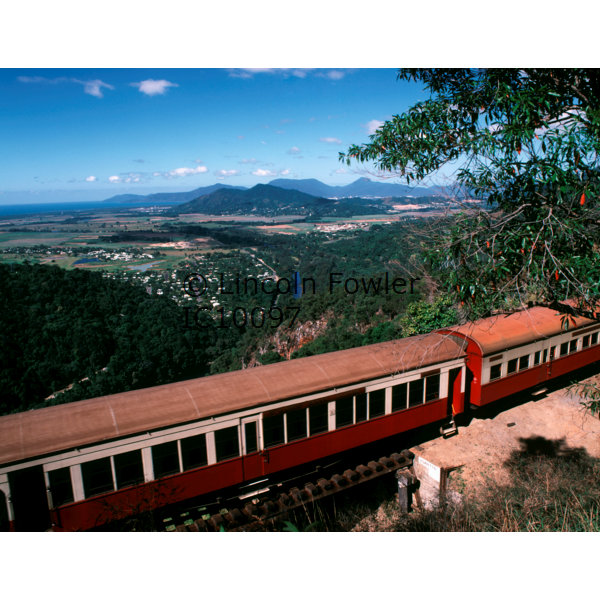 Cairns to Kuranda Scenic Railway