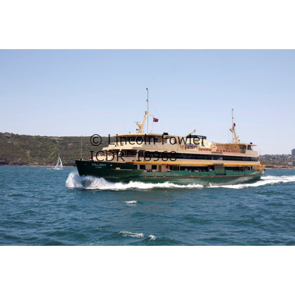 "Manly Ferry ""Collaroy""."