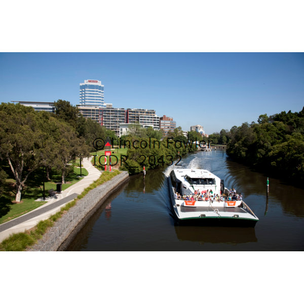 Paramatta River Ferry