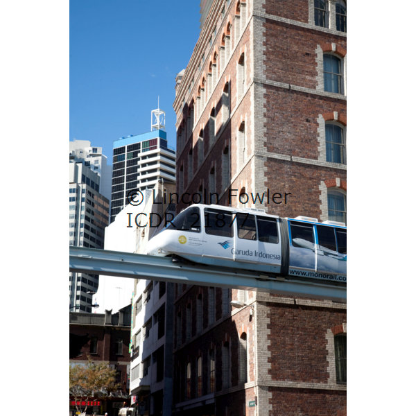 Transport solutions of the past The Sydney Monorail