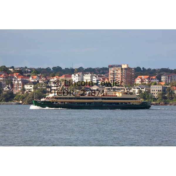 """Collaroy"" Sydney Harbour Ferry"
