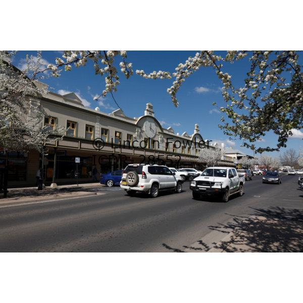 Retail Strip Shops Mudgee Australia