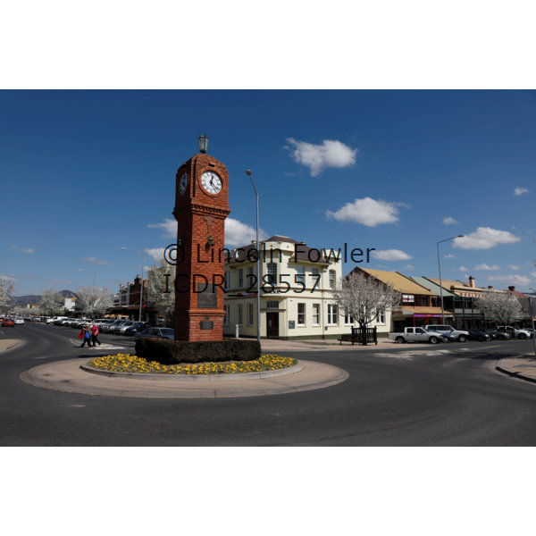 Mudgee Memorial Clock Tower Australia