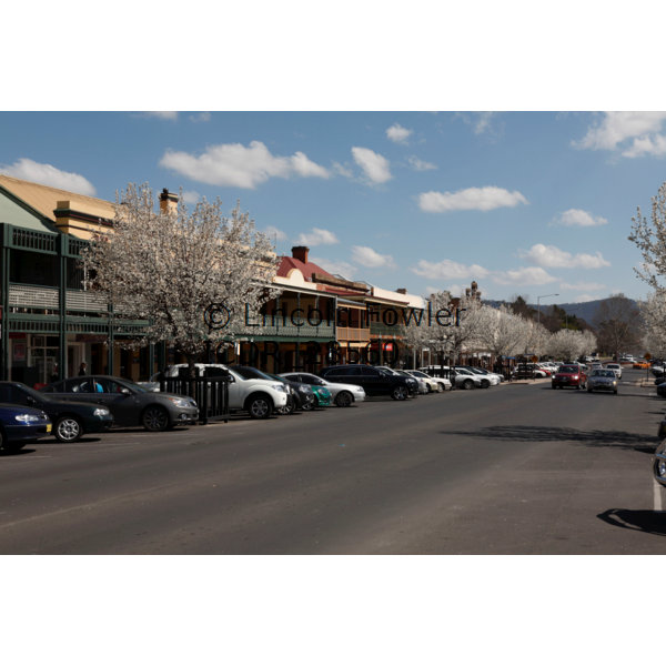 Retail Strip Shopping Mudgee Australia