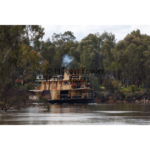 The P.S. Emmylou Murray River Australia