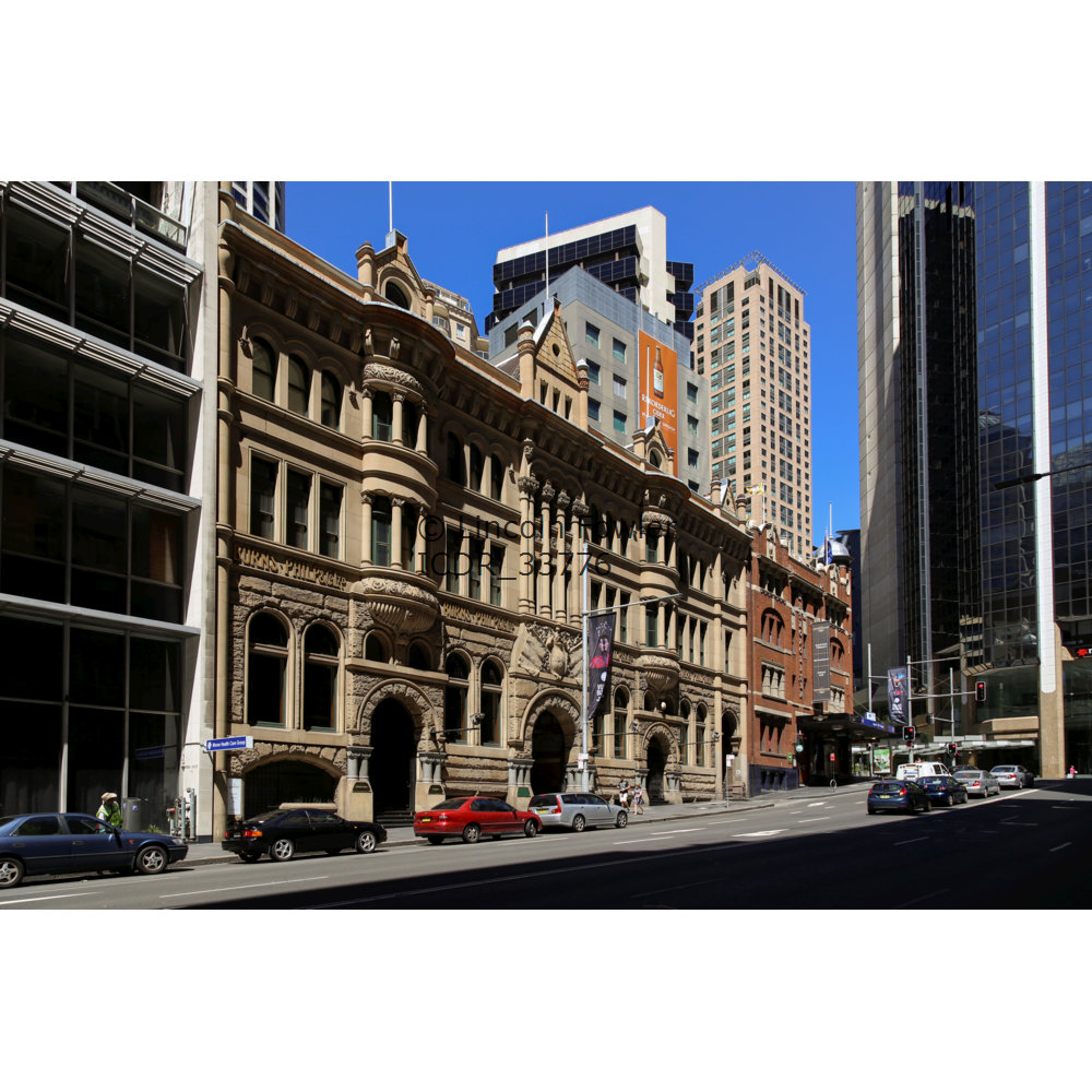 Burns Philp Building Bridge Street Sydney