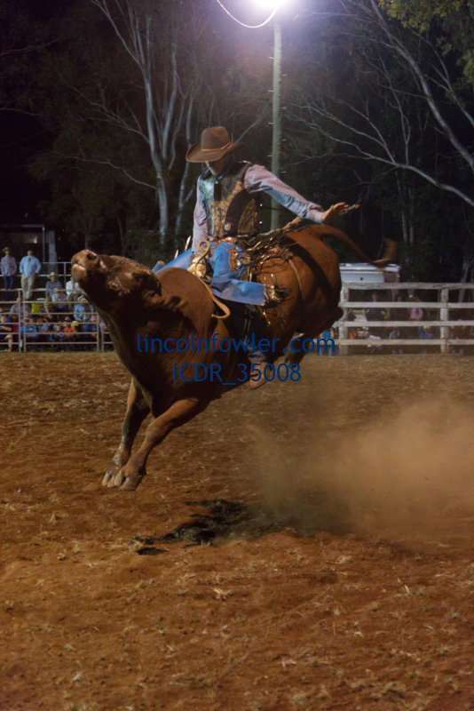 Rodeo Apple Tree Creek Qld Australia