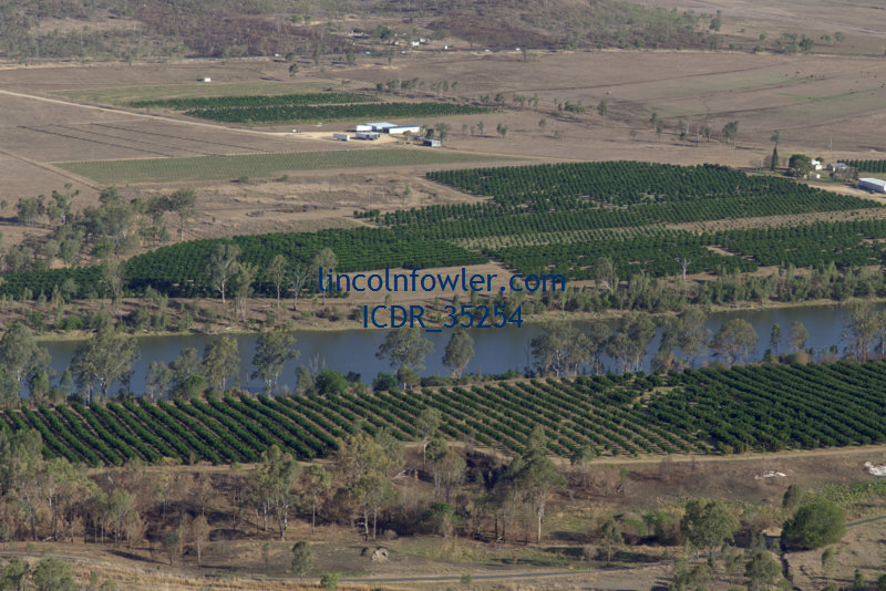 Burnett River and Gayndah