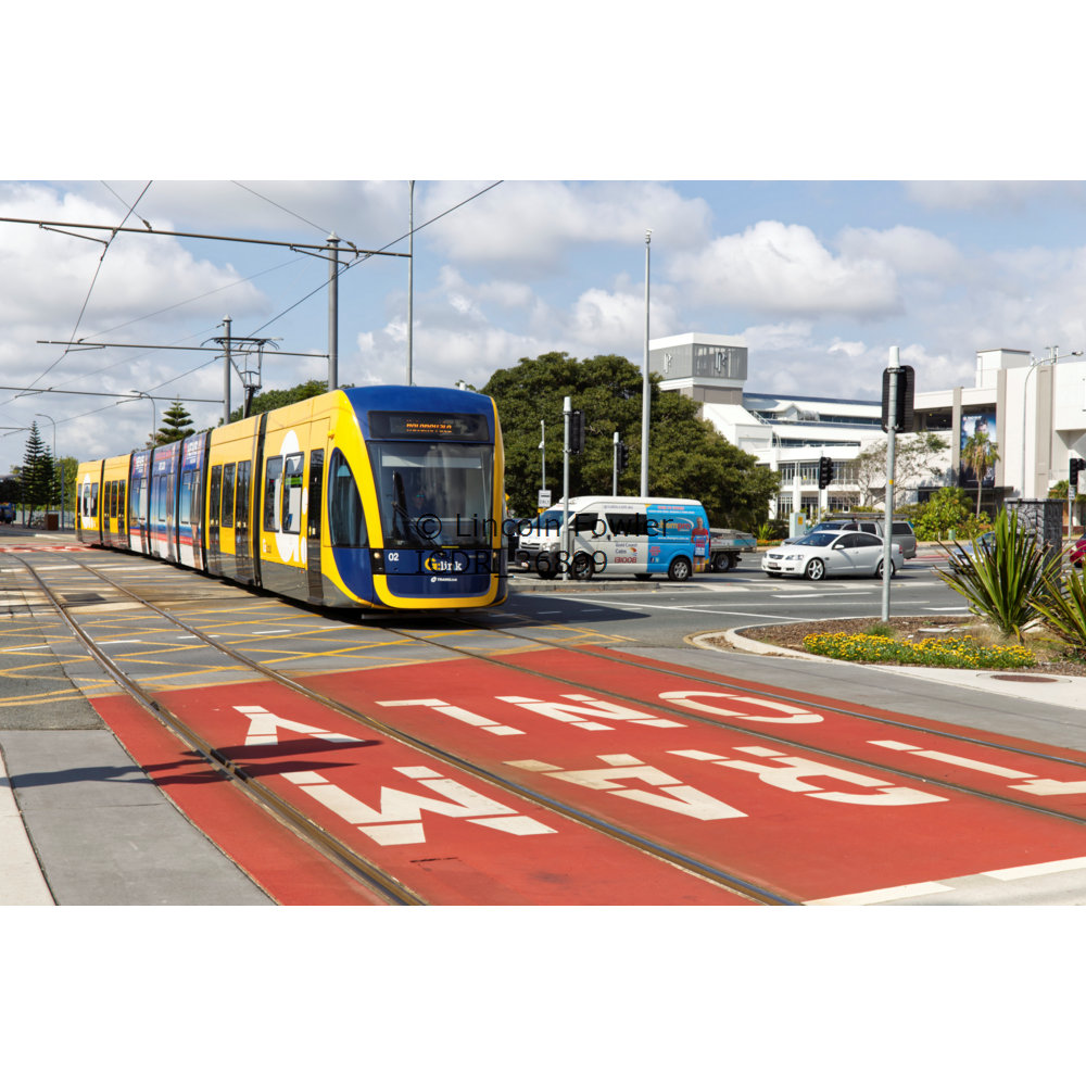 Gold Coast Light Rail Network