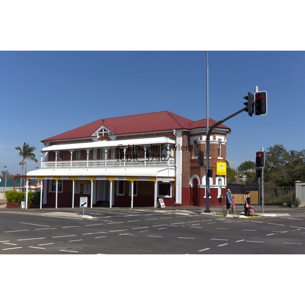 """City View Hotel"" (1907) Ipswich Queensland Australia"