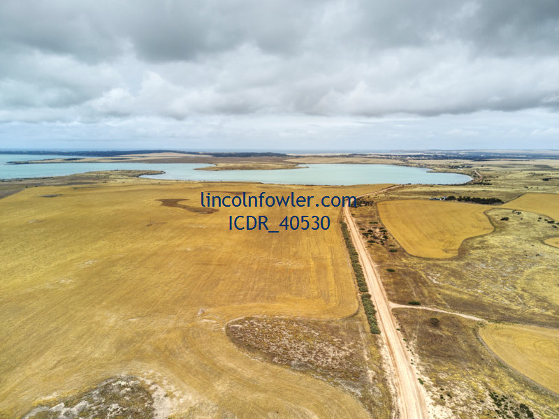 Aerial of Calca South Australia