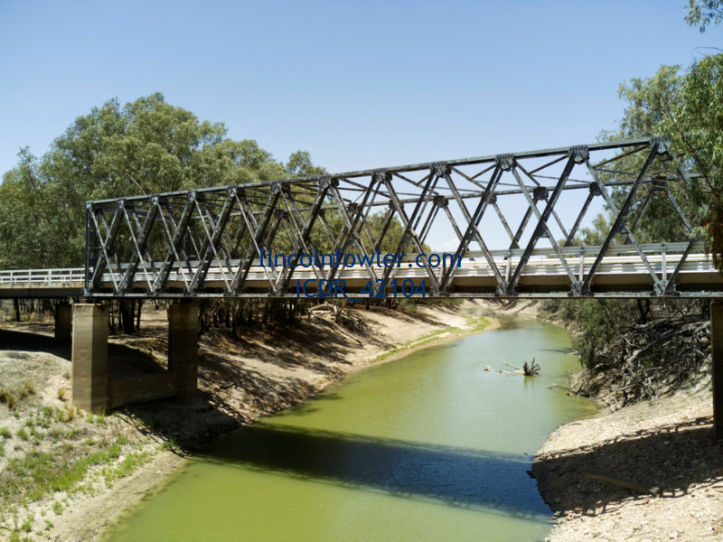 Darling River New South Wales Australia