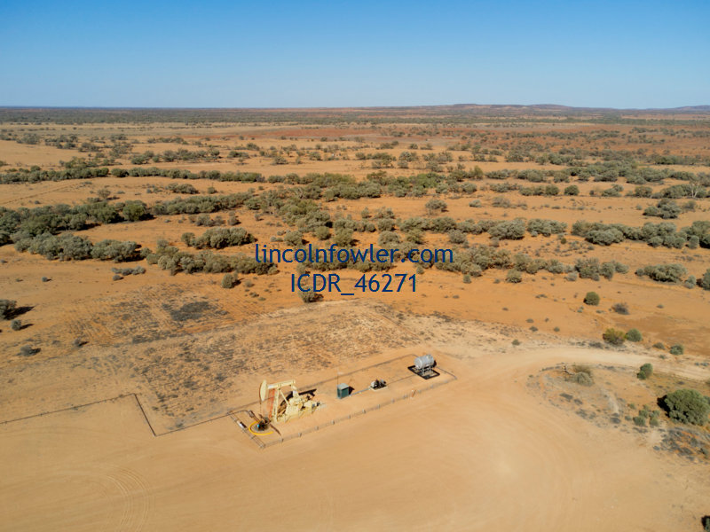 Noccundra Oil Fields Western Queensland Australia