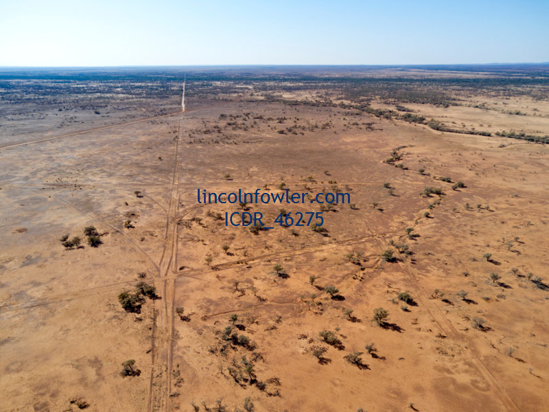 Oil and Gas Pipeline Western Queensland Australia