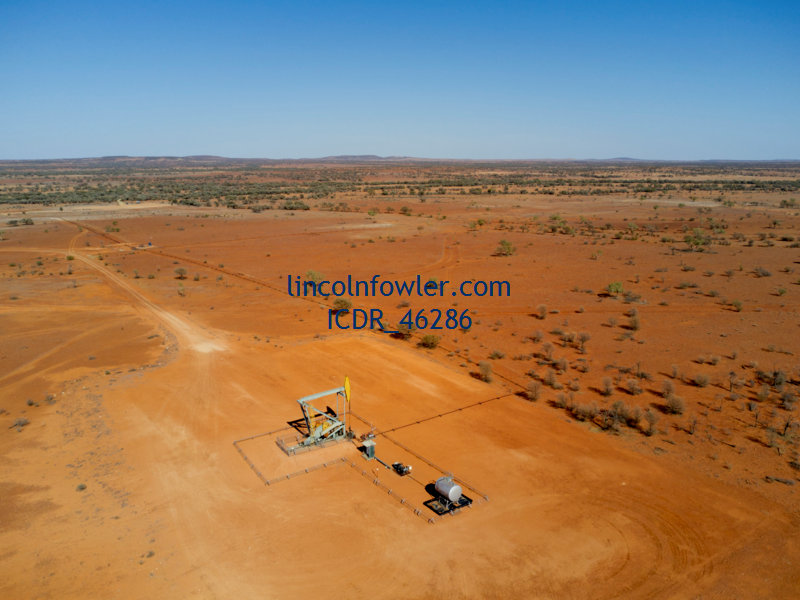 Nockatunga Oil Fields Western Queensland Australia