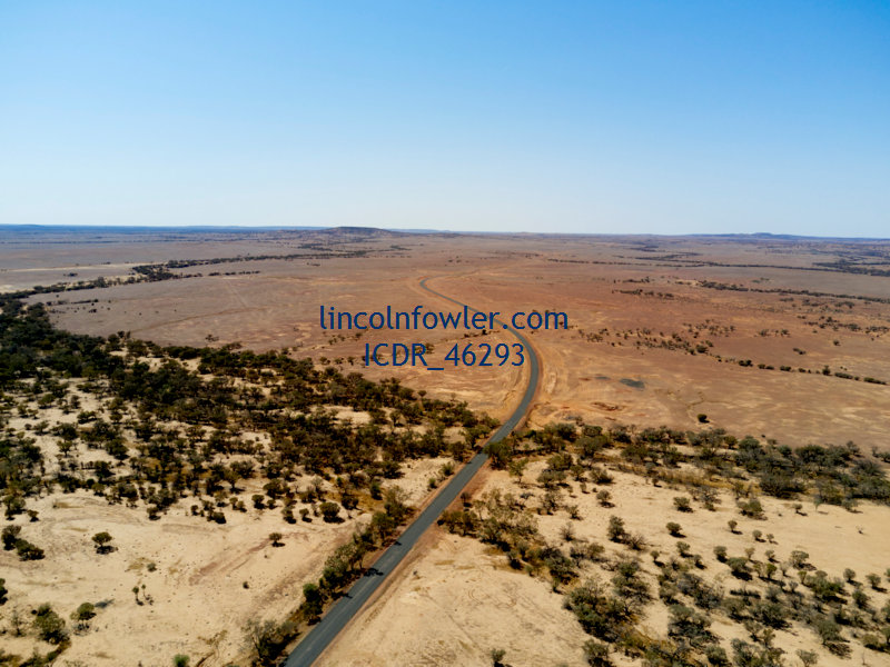 Jackson Creek Outback Queensland Australia