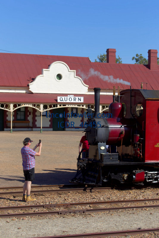 """Coffee Pot"" Steam motor coach"